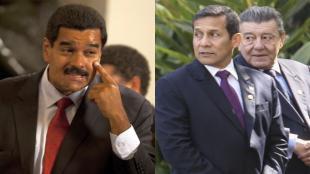 Maduro cuestiona posición de Humala tras criticar al canciller Roncagliolo