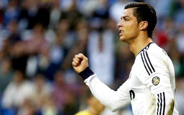 Real Madrid ganó 4-3 a Valladolid con doblete de Cristiano Ronaldo
