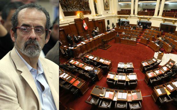 Féretro de Diez Canseco no ingresará al Congreso a pedido de su familia