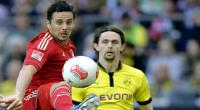 Final adelantada: Bayern Mnich y Borussia Dortmund igualaron 1-1