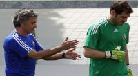 Jos Mourinho, Iker Casillas, Liga espaola, Ftbol espaol, Espaa, Real Valladolid, Real Madrid