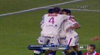 La 'U' venci 1-0 a Comercio con gol de Duarte y se mete en la pelea