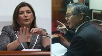 Alberto Fujimori, Eda Rivas
