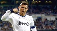 A quin insult Cristiano Ronaldo mirando al banco del Real Madrid?