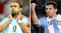 FC Barcelona, Lionel Messi, Ftbol argentino, Gabriel Omar Batistuta, Seleccin argentina, Argentina