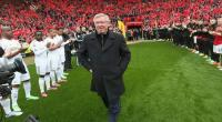 Alex Ferguson dijo adis a Old Trafford con triunfo del Manchester United