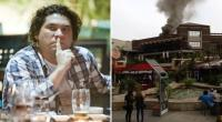 Restaurante de Gastn Acurio en Chile se incendi