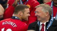 Manchester United, Wayne Rooney, Sir Alex Ferguson