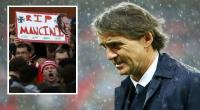 Manchester City despidi al DT Roberto Mancini