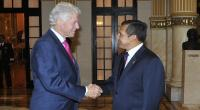 , Ollanta Humala, Bill Clinton