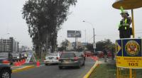 VIDEO: as se realiz el ensayo del plan vial en el valo Monitor