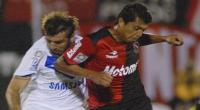 Con Rinaldo Cruzado, Newell's venci 2-1 a Vlez y avanz en la Libertadores
