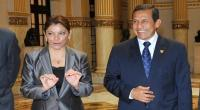 Ollanta Humala, Laura Chinchilla,  Francisco Chacón