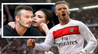Beckham dir adis al ftbol: diez datos curiosos sobre el Spice Boy