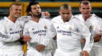 David Beckham, Ronaldo, Zinedine Zidane, Ftbol espaol, Luis Figo, Pars Saint Germain, Real Madrid, Retiros en el ftbol