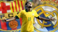 El padre de Neymar confirm contactos con Barcelona y Real Madrid