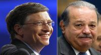 Carlos Slim, Bill Gates, Millonarios, BBC,  Hombres ms ricos del mundo,  Bloomberg