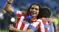 Radamel Falcao es garanta de gloria: jug ocho finales y las gan todas
