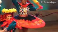 VIDEO: Retablo, ms de 30 bailarines sacando chispa en el escenario