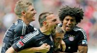 Bayern Mnich cerr la Bundesliga con triunfo 4-3 sobre Mnchengladbach