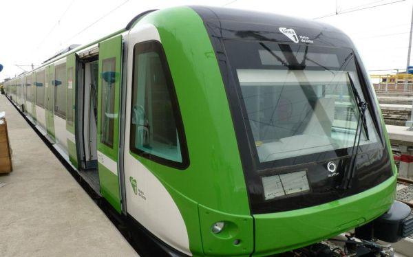 La utilización de 8 trenes nuevos sigue aún sin fecha