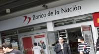 ncash: cinco delincuentes robaron S/. 290 mil de Banco de la Nacin