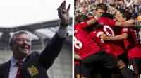 Sir Alex Ferguson dijo adis a la Premier League con empate del Manchester 5-5 ante el Bromwich