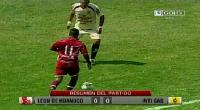 Inti Gas de Chilavert arranc importante empate 0-0 ante Len en Hunuco