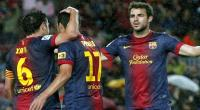 Barcelona sin Lionel Messi derrot 2-1 a Real Valladolid en el Camp Nou