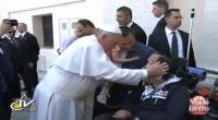 VIDEO: afirman que el Papa Francisco hizo un exorcismo