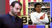 "Javier Mascherano: ""Chemo del Solar fue mi referente"" [VIDEO] - Noticias de lionel messi"