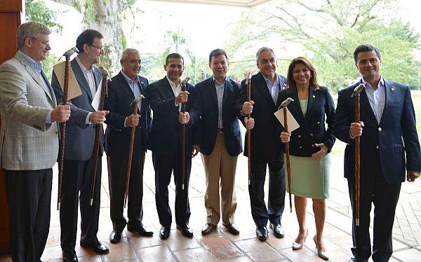 La Alianza del Pacífico acogerá a Costa Rica como nuevo miembro