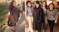 Bella e inteligente: Eva Longoria se graduó de una maestría - Noticias de hollywood