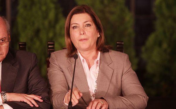 Canciller Eda Rivas se reúne hoy con presidente Sebastián Piñera en Chile
