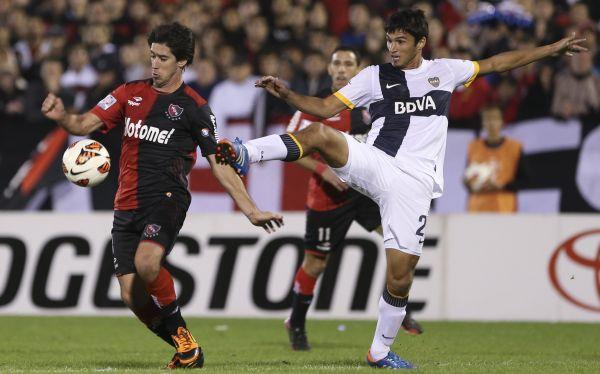 Newell's venció a Boca en maratónica tanda penales y pasó a semifinales de Copa Libertadores