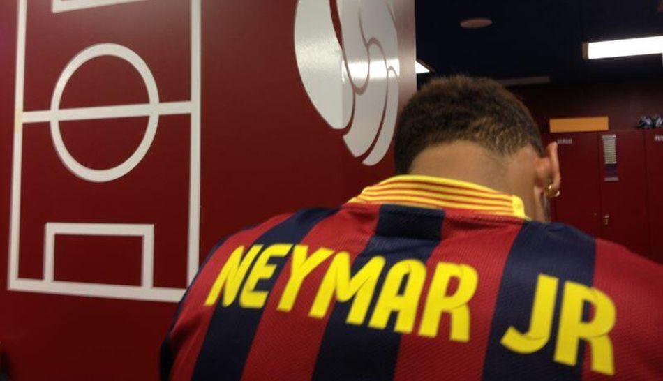 FC Barcelona, Neymar, España, Neymar en Barcelona
