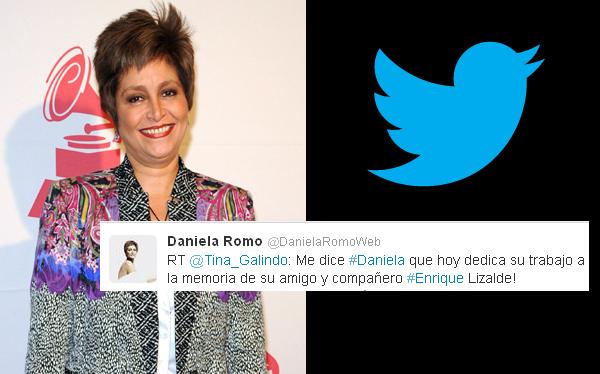 Daniela Romo. (Foto: AP/ Twitter)