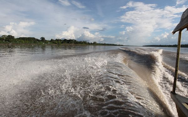 Perú podría pedir indemnización a empresa ecuatoriana por derrame de petróleo