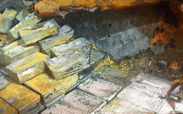 Odyssey está recuperando el tesoro más grande del mundo en Irlanda