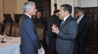 Alfonso García Miró, Ollanta Humala