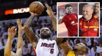 NBA, Básquet,  San Antonio Spurs,  Miami Heats