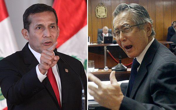Las 10 frases que dejó Humala al explicar por qué no indultó a Fujimori