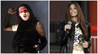 Marilyn Manson, Paris Jackson