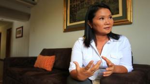 Keiko criticó razones del Ejecutivo para negar indulto: