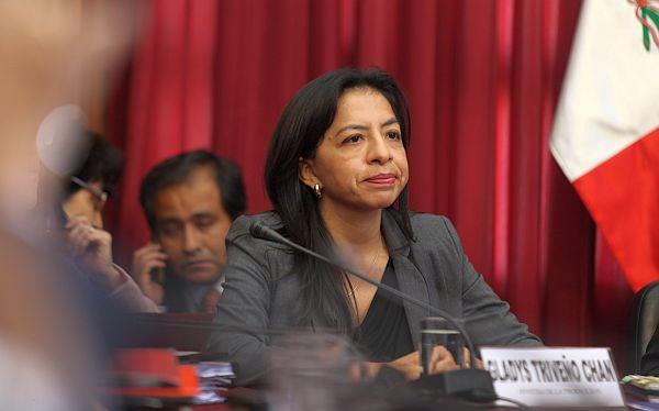 ¿Qué dudas deberá absolver mañana Gladys Triveño para no ser interpelada?