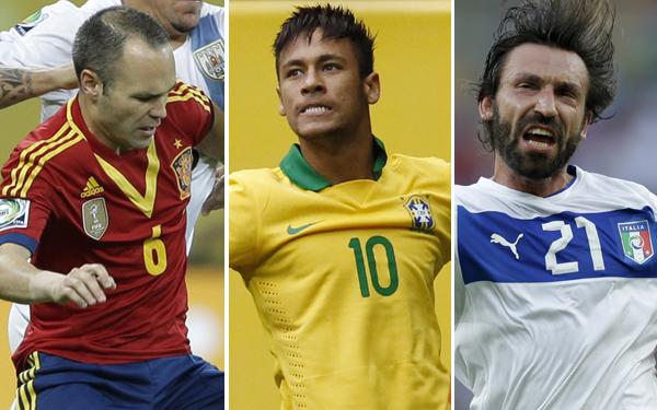 Copa Confederaciones 2013: resultados y programación de los partidos