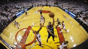 FOTOS: la emotiva y cardiaca final de la NBA entre Miami y San Antonio